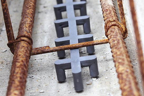 Produto Aplicado  AF - Apoio de Ferro (Centopeia)
