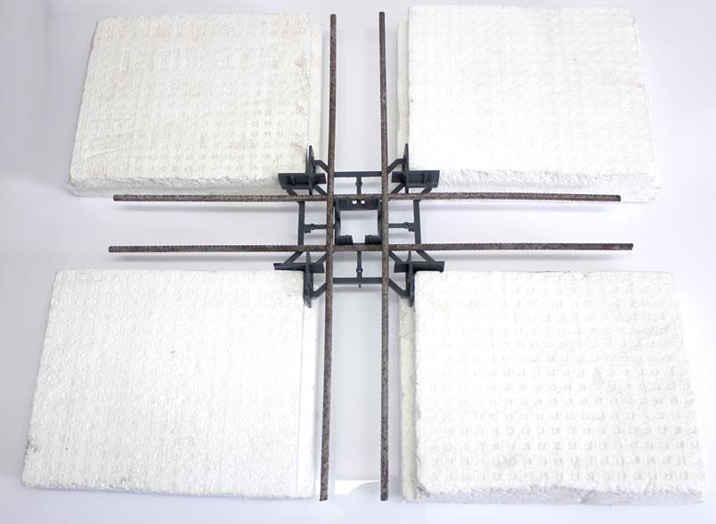 Produto Aplicado IB 100/120 - Espaçador Laje Nervurada